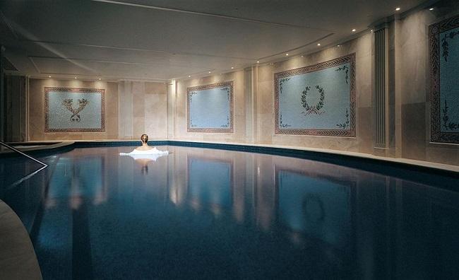 Bassin de l'espace spa - Hôtel Palazzo Versace - Queensland - Australie