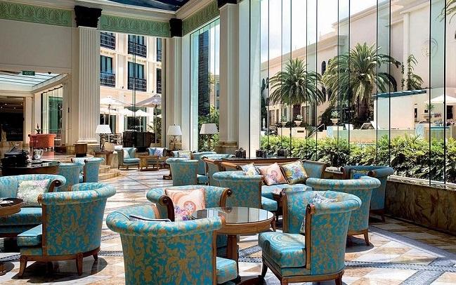 Bar - Hôtel Palazzo Versace - Gold Coast - Australie