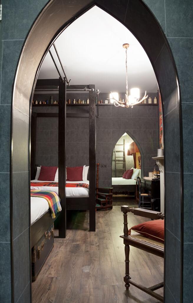 Chambre familiale Harry Potter - Hôtel The Georgian House - Londres