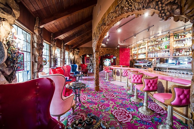 Bar - Madonna Inn - Californie