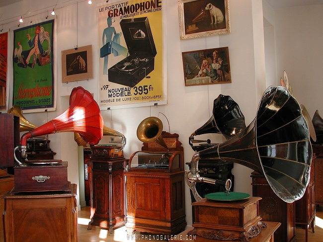 Phonogalerie Paris