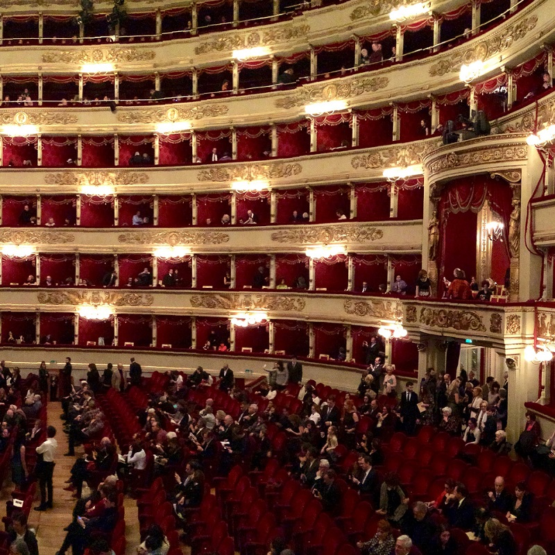 La Scala - Opéra de Milan