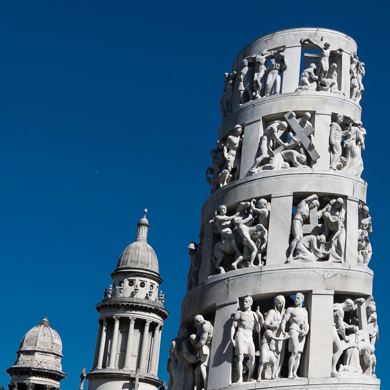 Tour du Cimetière de Milan