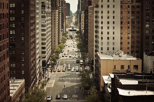1st Avenue - Parcours du marathon de New-York