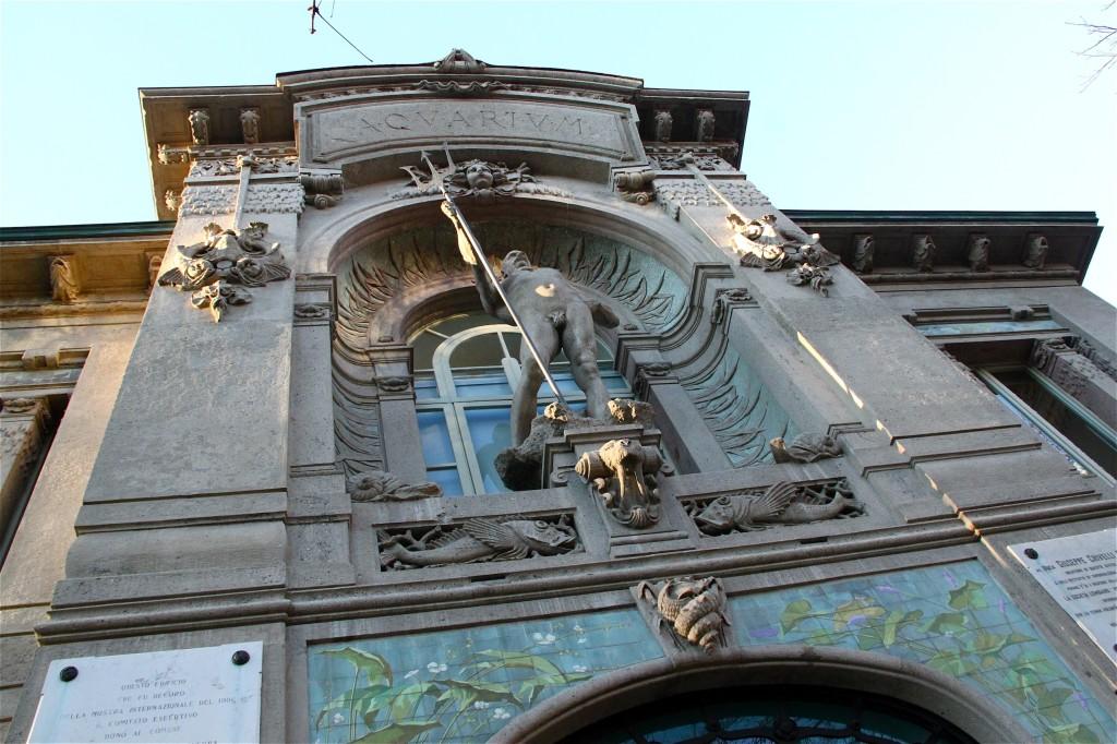 Aquarium de Milan