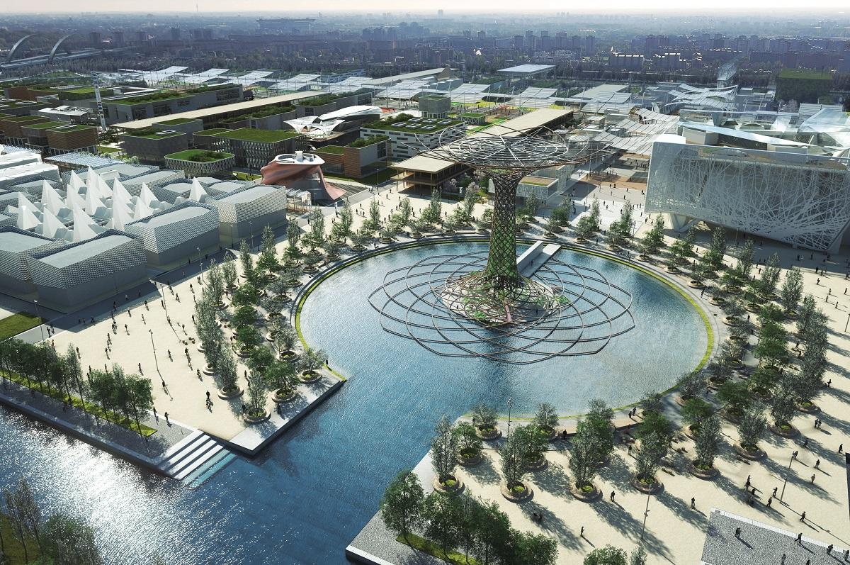 Site de l'Expo Milano