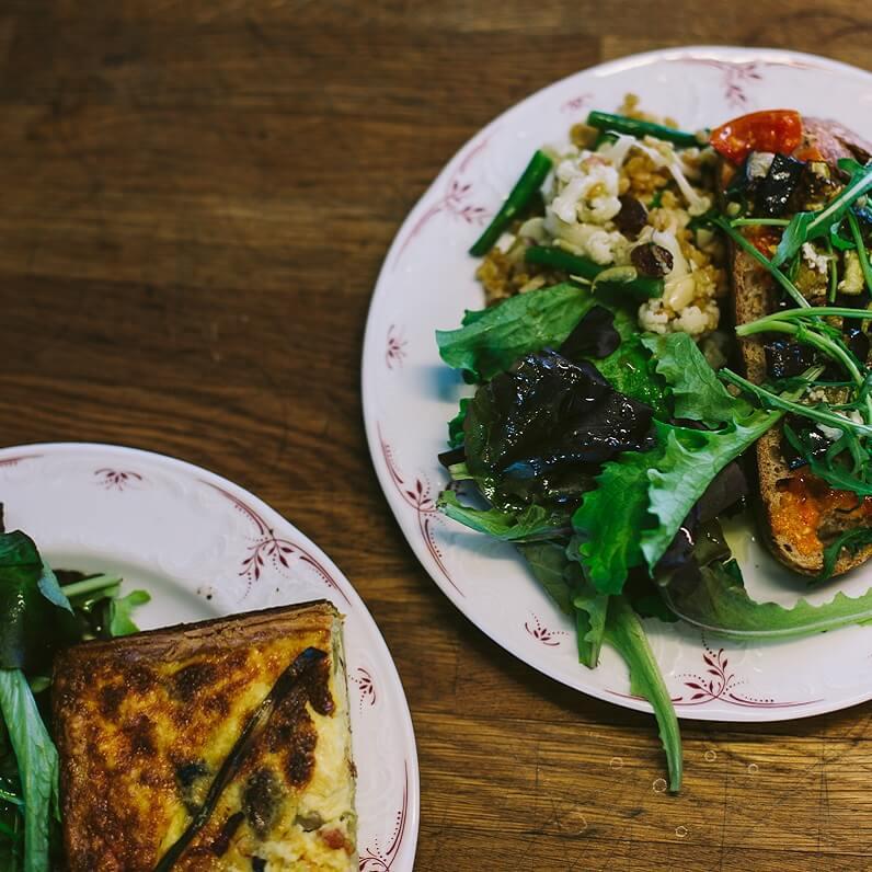 Salades - Café Lomi - Paris
