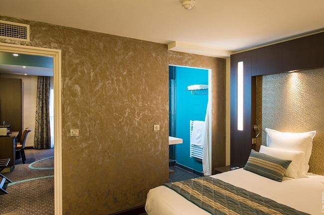 Suite - Hôtel Francois Premier - Cognac