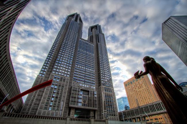 Tour du Tokyo Metropolitan Government - Parcours du marathon de Tokyo
