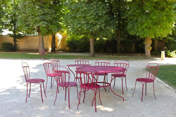 Cour - Centre culturel irlandais - Paris
