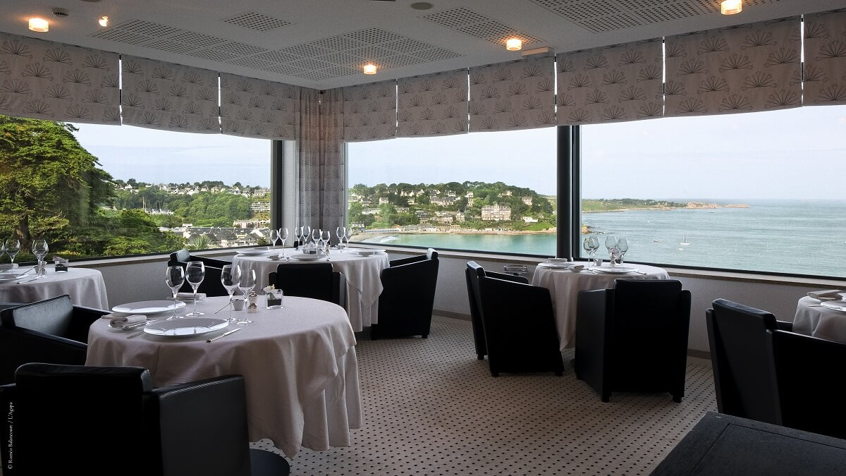 Restaurant Le Bélouga - Hôtel l'Agapa - Perros-Guirrec