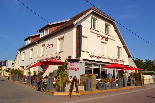 Hôtel Villa Julia - Agon-Coutainville