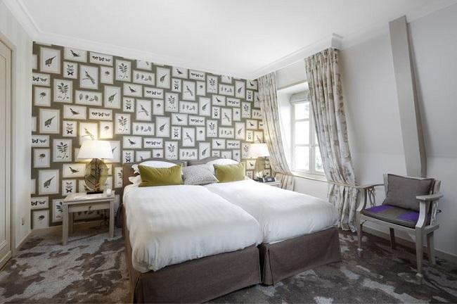 Chambre deluxe - Hôtel La Chenevière - Port en Bessin