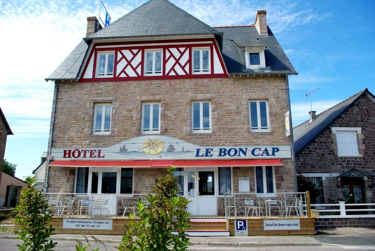 Hôtel Le Bon Cap - Plurien