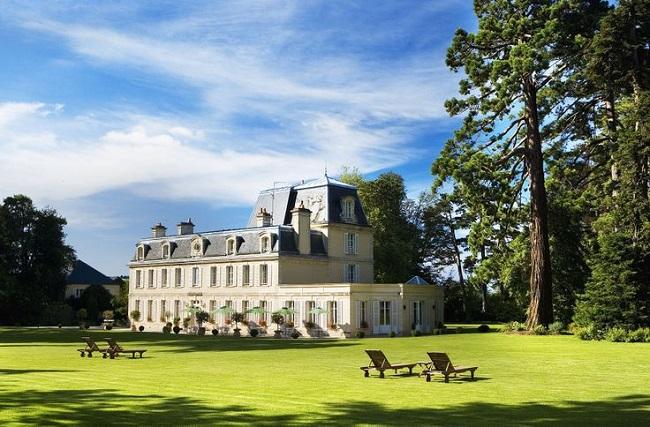 Château La Chenevière -