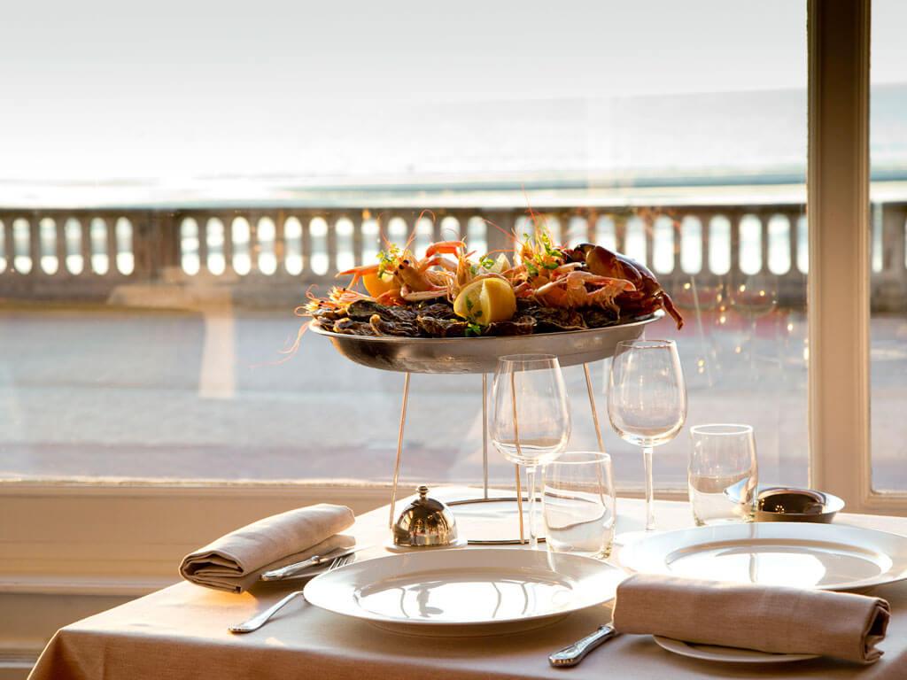 Restaurant - Grand Hôtel Cabourg