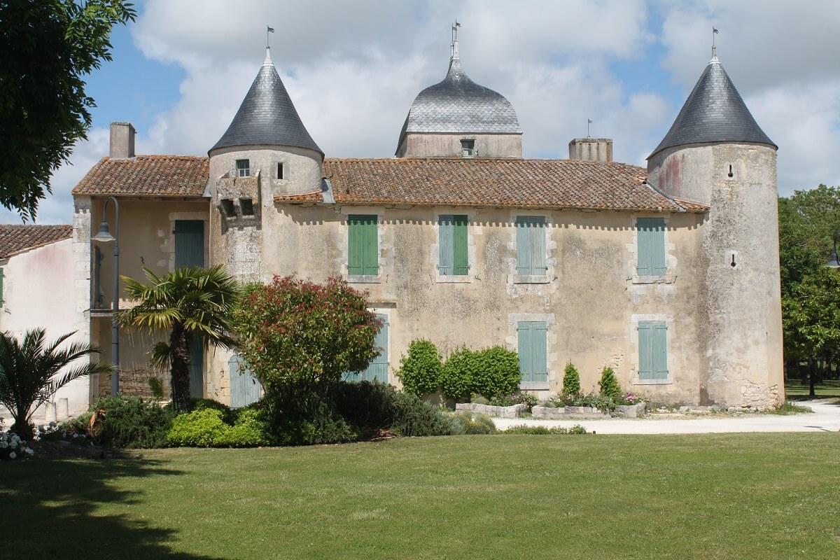 Château de Bonnemie - Ile d'Oléron