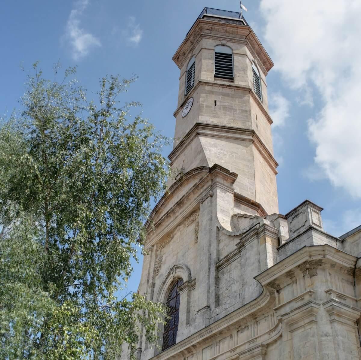 Eglise de Saint-Pierre d'Oléron - Ile d'Oléron