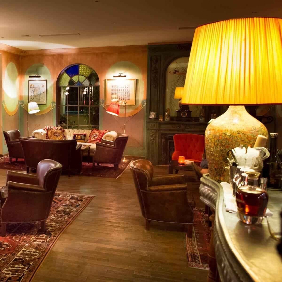 Bar - Hôtel La Signoria - Calvi - Corse du sud