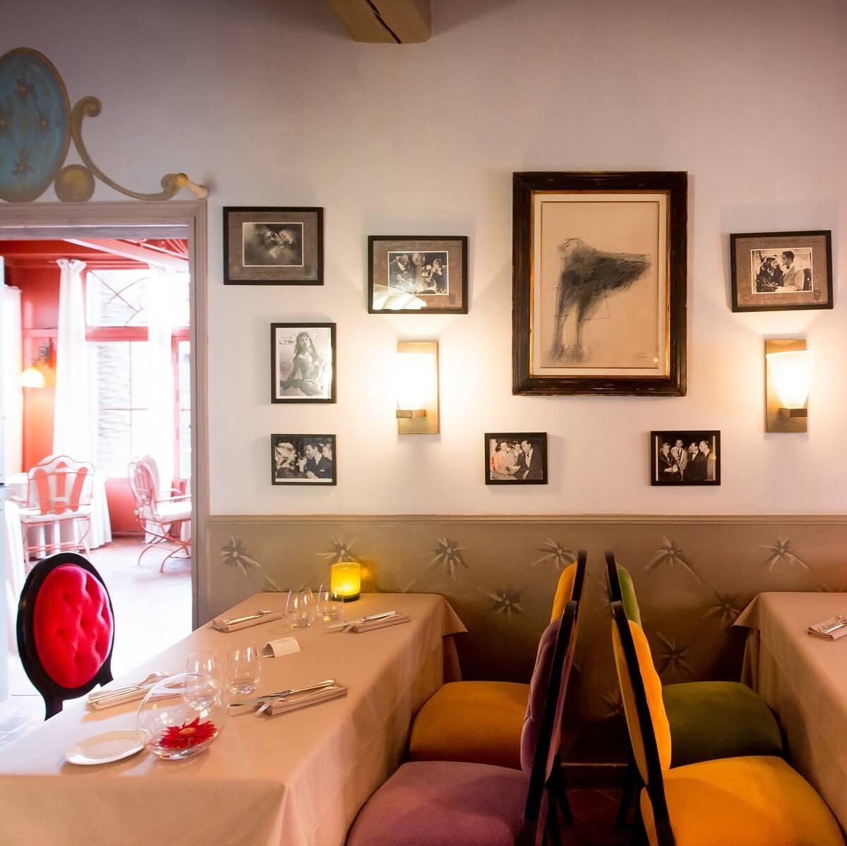 Restaurant - Hôtel La Signoria - Calvi - Corse du sud