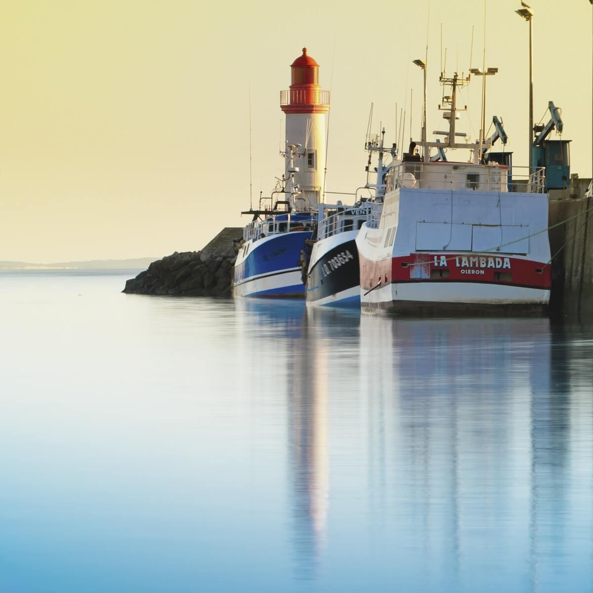 Port de la Cotinière - Ile de Ré