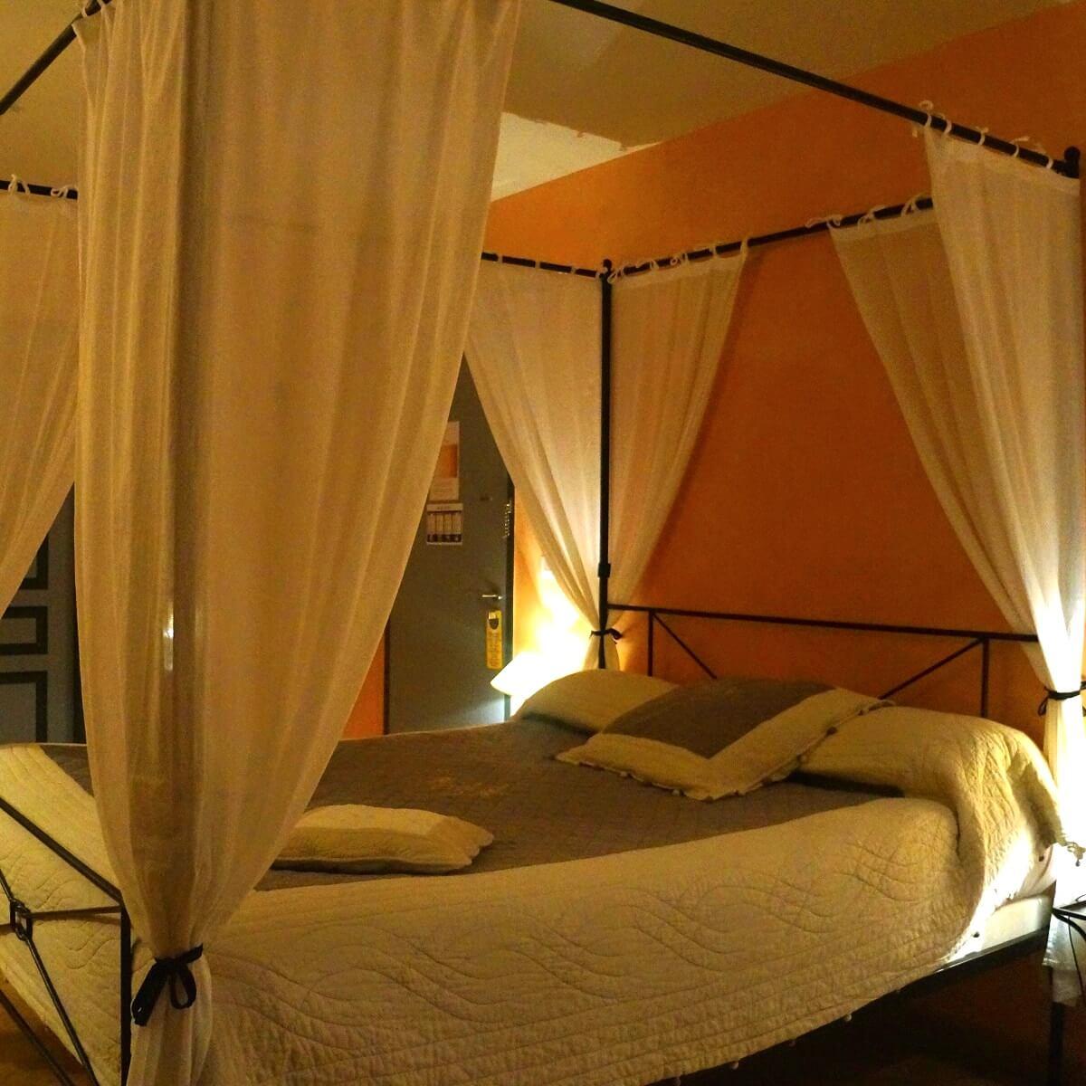Chambre double - Hôtel Le Saint-Jean - Ersa - Cap Corse