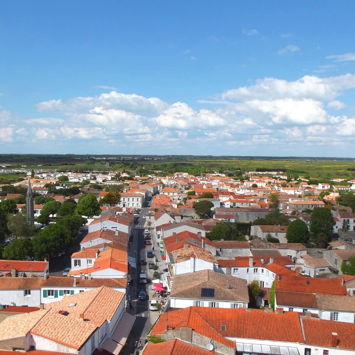 Village de Saint Pierre d'Oléron - Ile d'Oléron