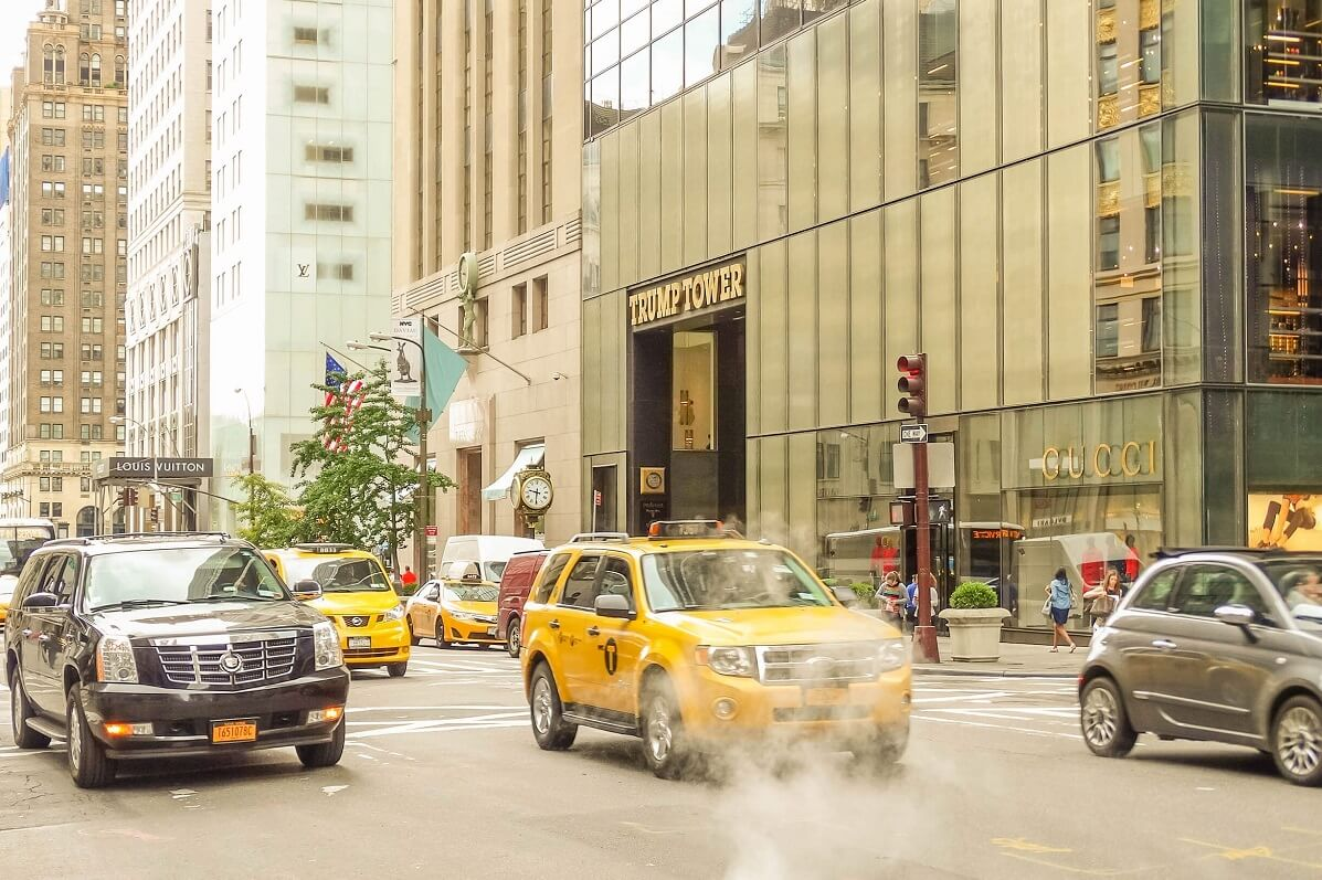 5th avenue - Manhattan - New-York