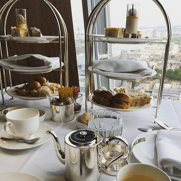 Afternoon Tea - Hôtel Shangri-La London at the Shard - Londres