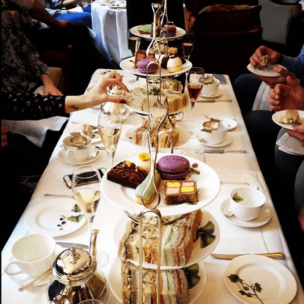 Afternoon Tea - Brown's hotel - Londres