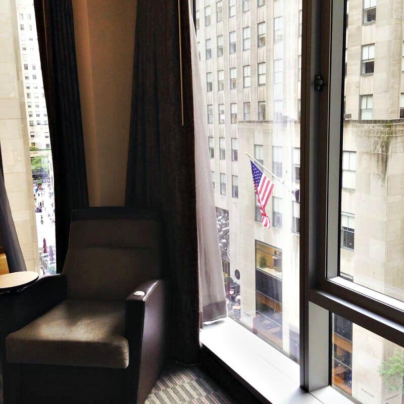 Salon - Hôtel The Jewel Facing Rockefeller Center - New-York