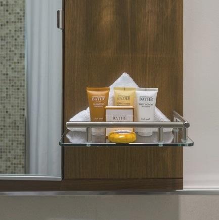 Produits de toilette - Hôtel Boutique Grand Central - New-York