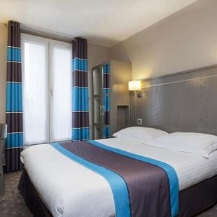 Chambre double à l'hôtel Beaugrenelle Saint-Charles