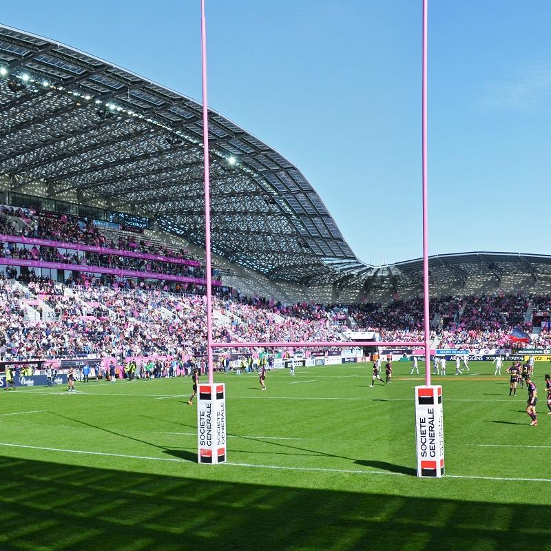 Jour de match au Stade Jean Bouin