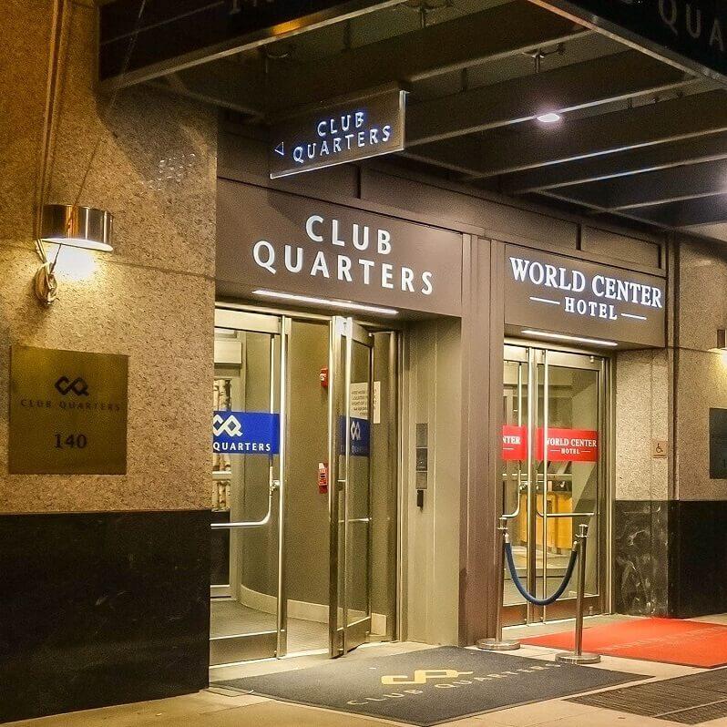 Hôtel Club Quarter WTC - New-York