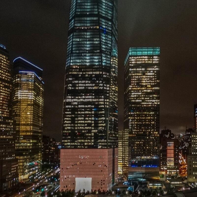 Tour One World Trade Center - New-York