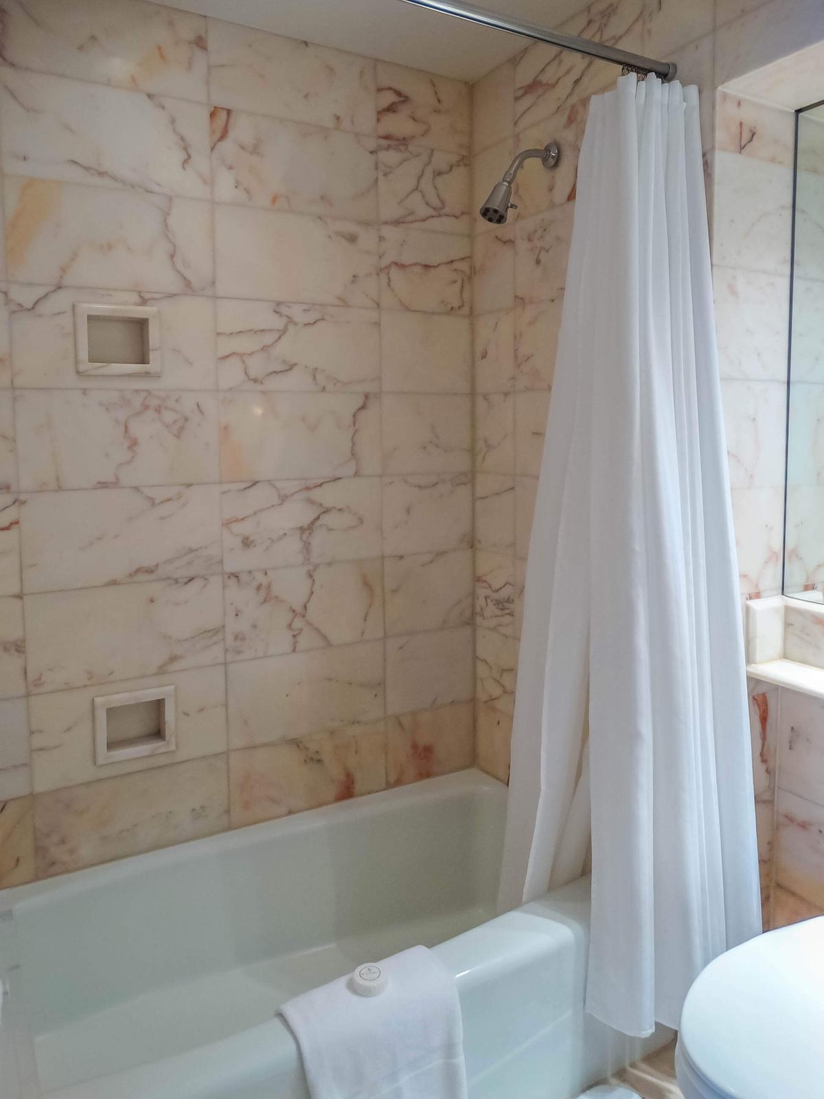 Salle de bain - Plaza Athénée - New-York