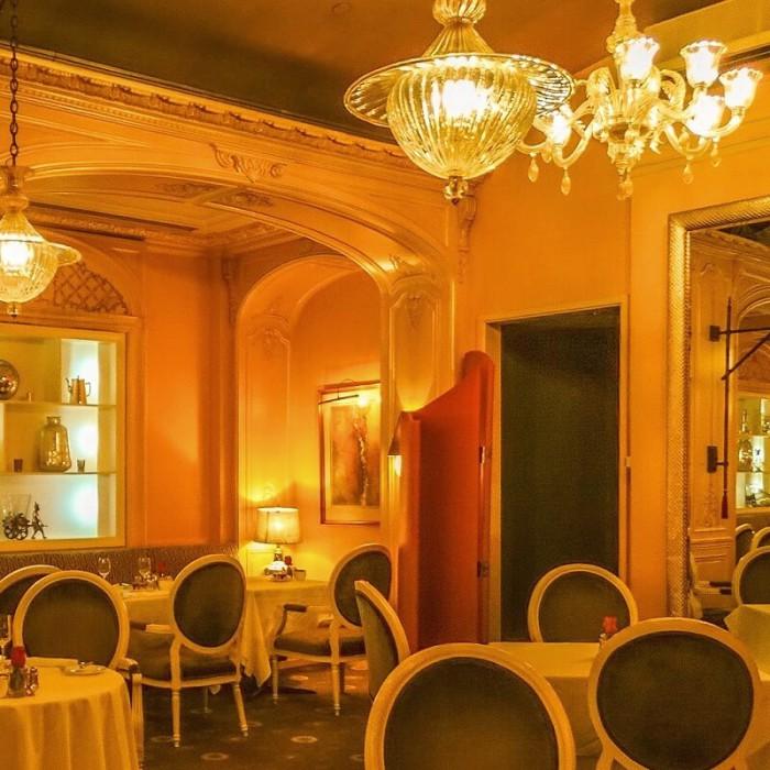 Restaurant - Hôtel Plaza Athénée - New-York