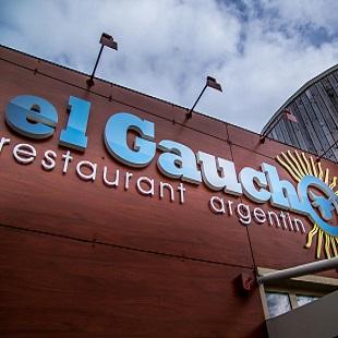 Façade du restaurant El Gaucho à Clermont