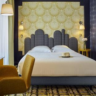 Chambre double au Grand Hôtel du Midi