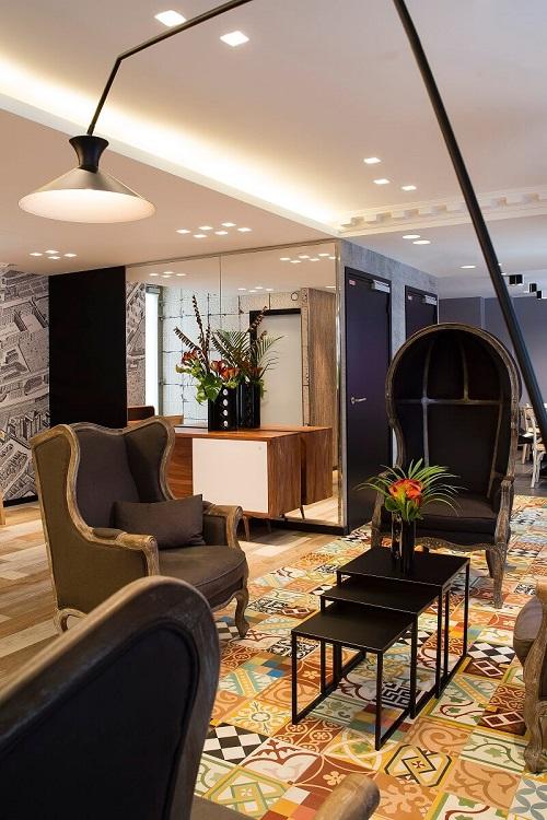 Lobby - Hôtel L'Antoine - Paris