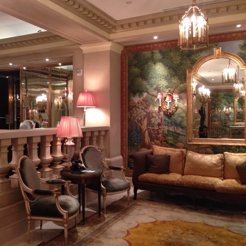 Lobby - Hôtel Plaza Athénée - New-York