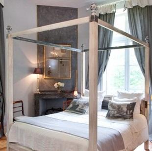 Chambre double au Castelet
