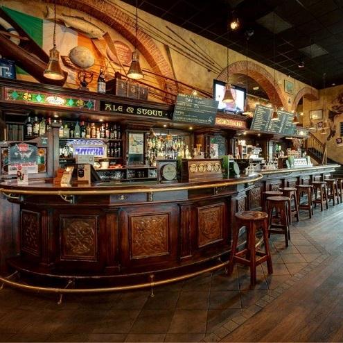 Comptoir du Kerry's pub