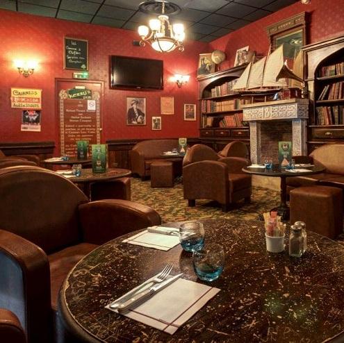 Salle du Kerry's pub