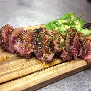 Viande argentine au restaurant El Gaucho à Clermont