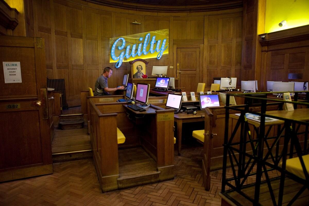 Sallr internet - Auberge de jeunesse Clink78 - Londres