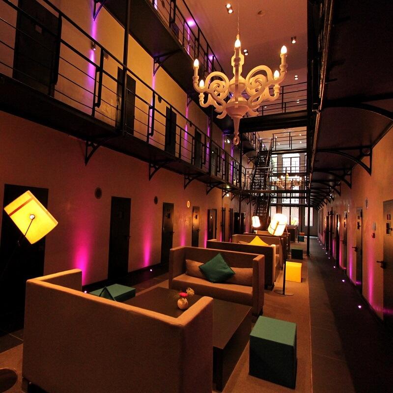 Lounge - Hôtel Het Arresthuis - Roermond - Pays-Bas