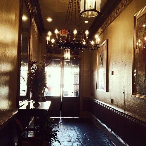Couloir de l'Hotel Provincial à La Nouvelle-Orléans