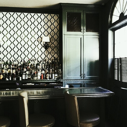 Bar de l'Hotel Provincial à La Nouvelle-Orléans